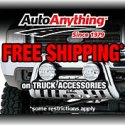 Free Shipping from AutoAnything.com