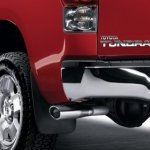 Tundra exhaust system guide