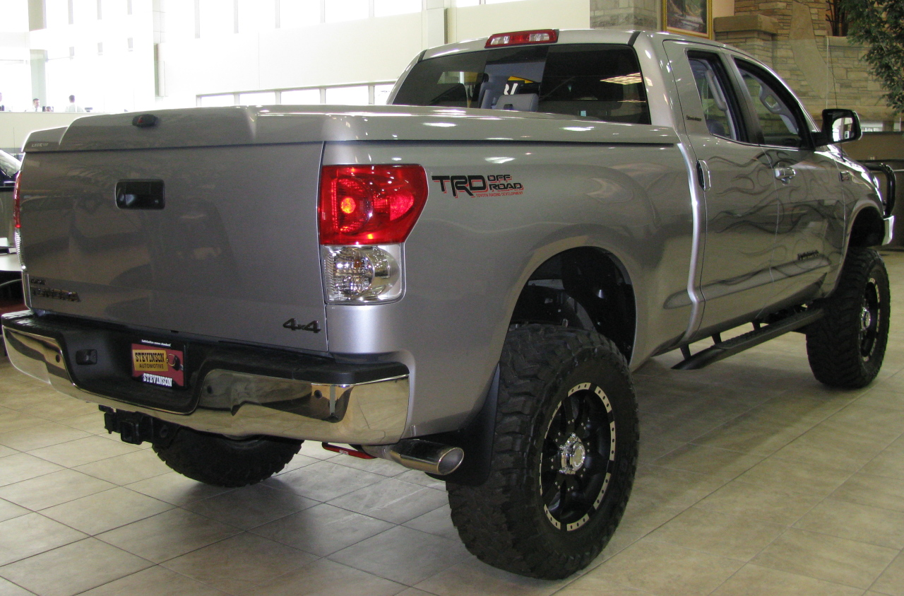 Toyota tundra coming to australia australian 4wd action forum image lifted previous shape tundra freerunsca Image collections